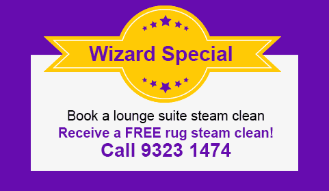Upholstery cleaning specials melbourne