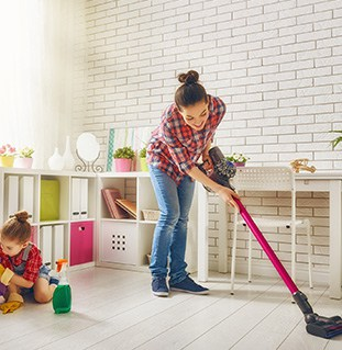 blogthumb-woman-cleaning-floor-with-child